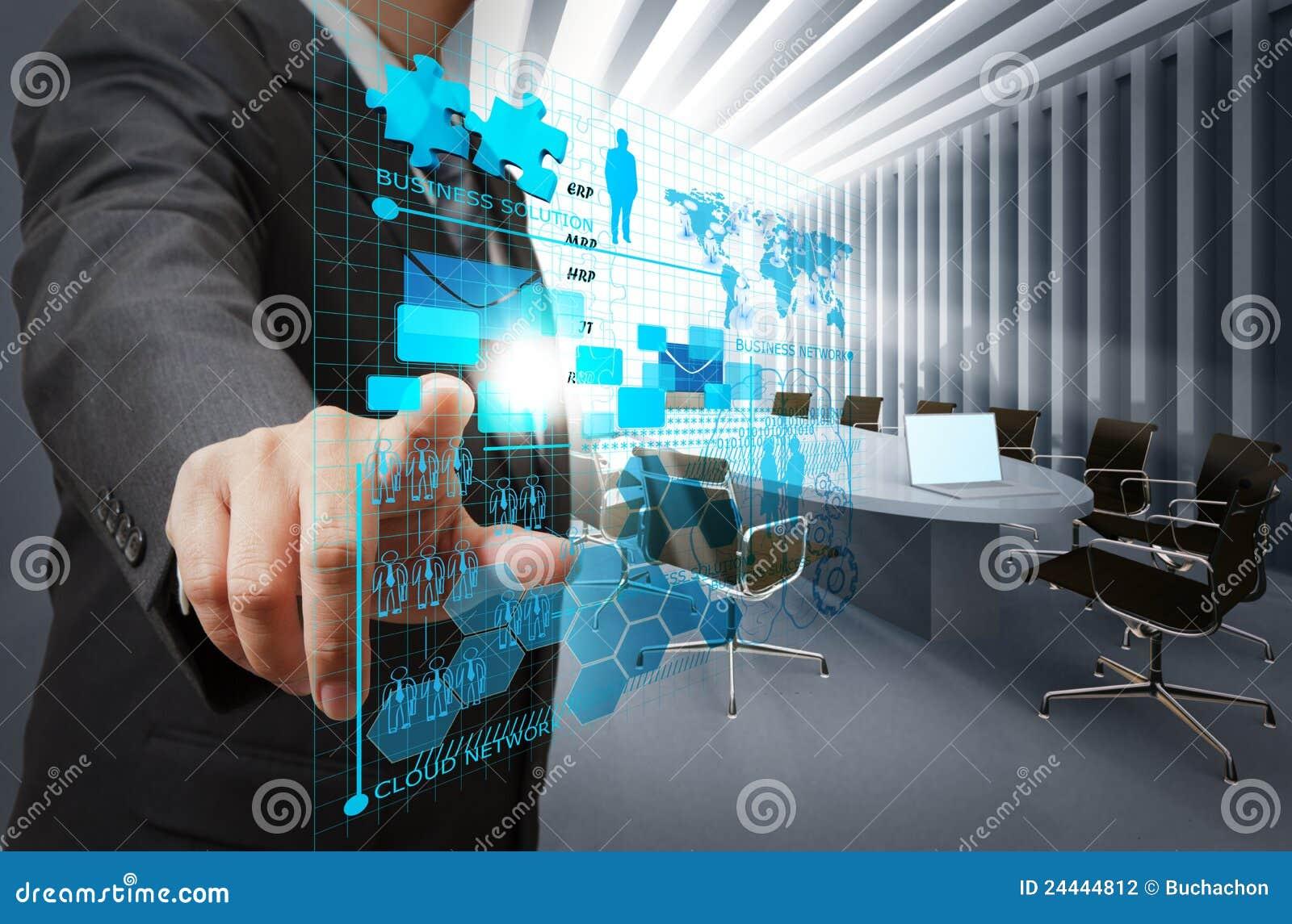 Réseau virtuel d affaires