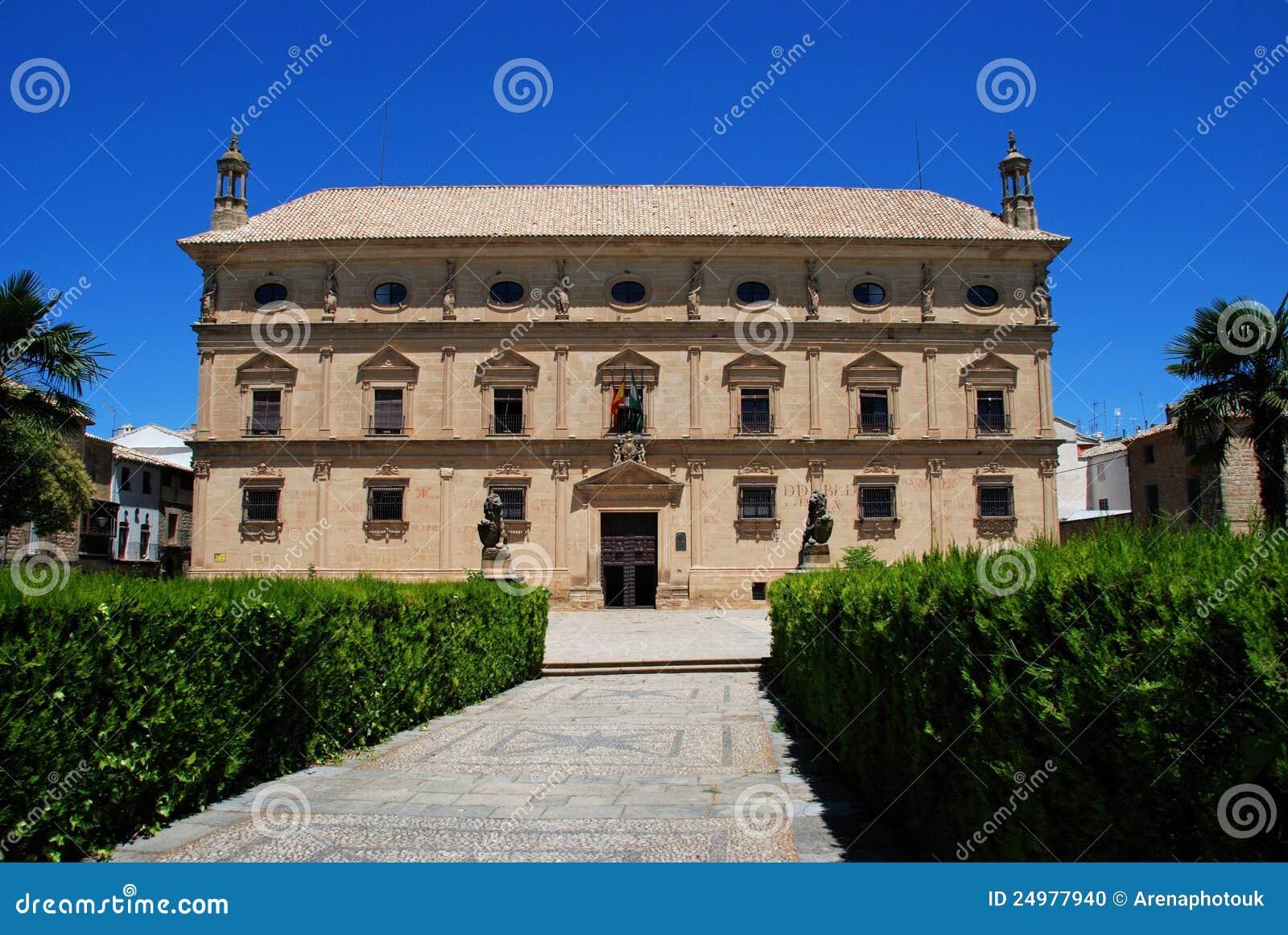 Réseaux palais, Ubeda, Espagne.