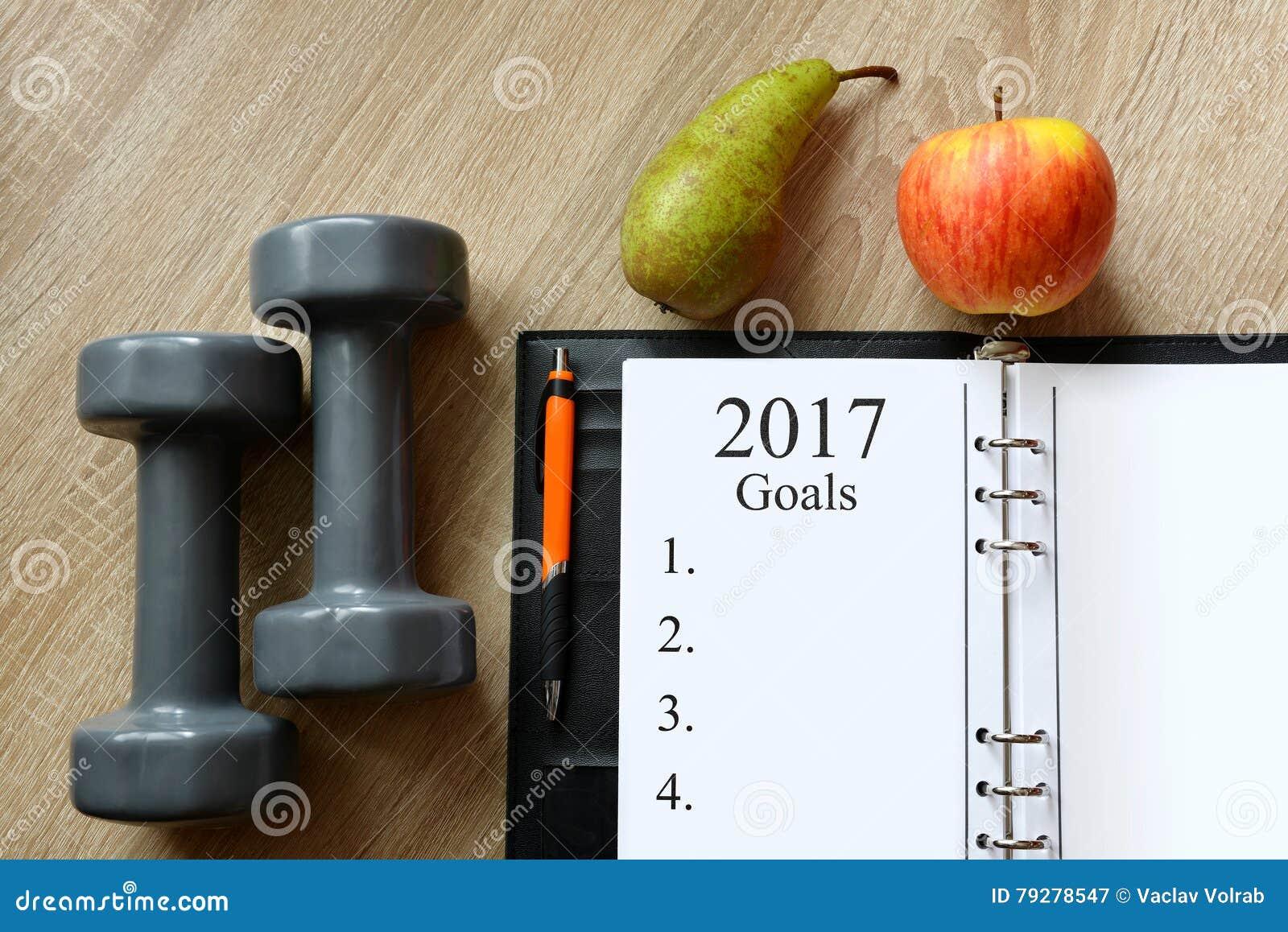 Résolutions saines pendant la nouvelle année 2017