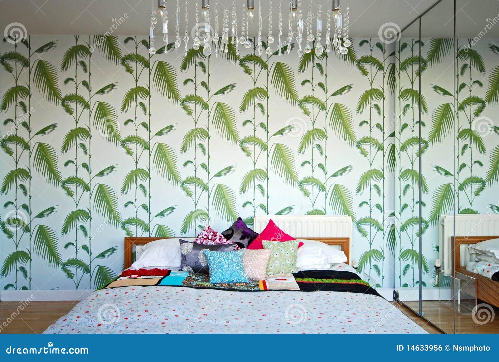 Chambre A Coucher Annees 70 rétro chambre à coucher avec une sensation de conception des