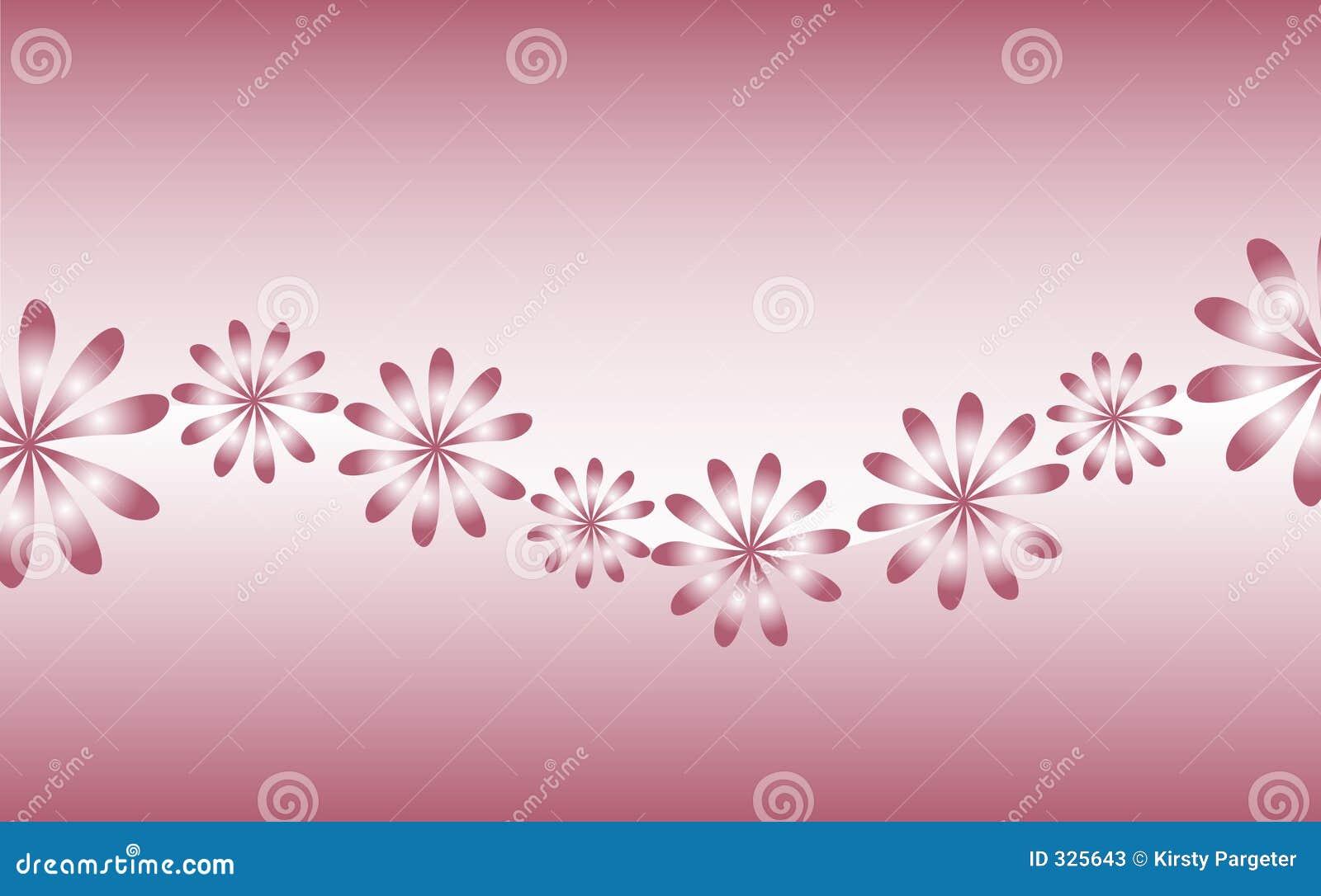 Rétro fleurs