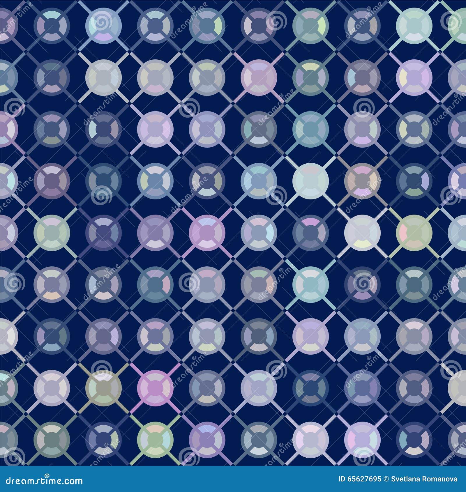 Rétro fond multicolore de fil