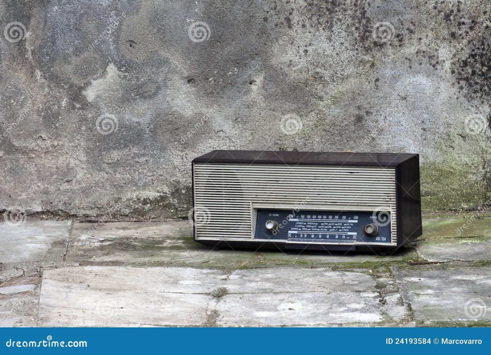 Rétro radio des années  70