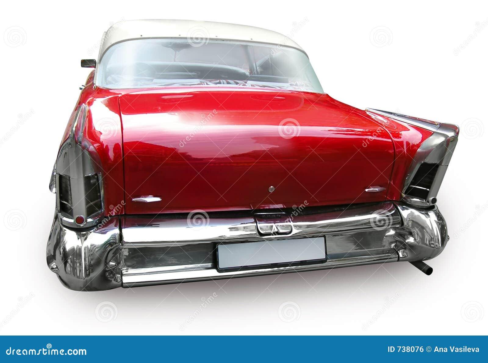 Rétro véhicule - classiques américains de cru