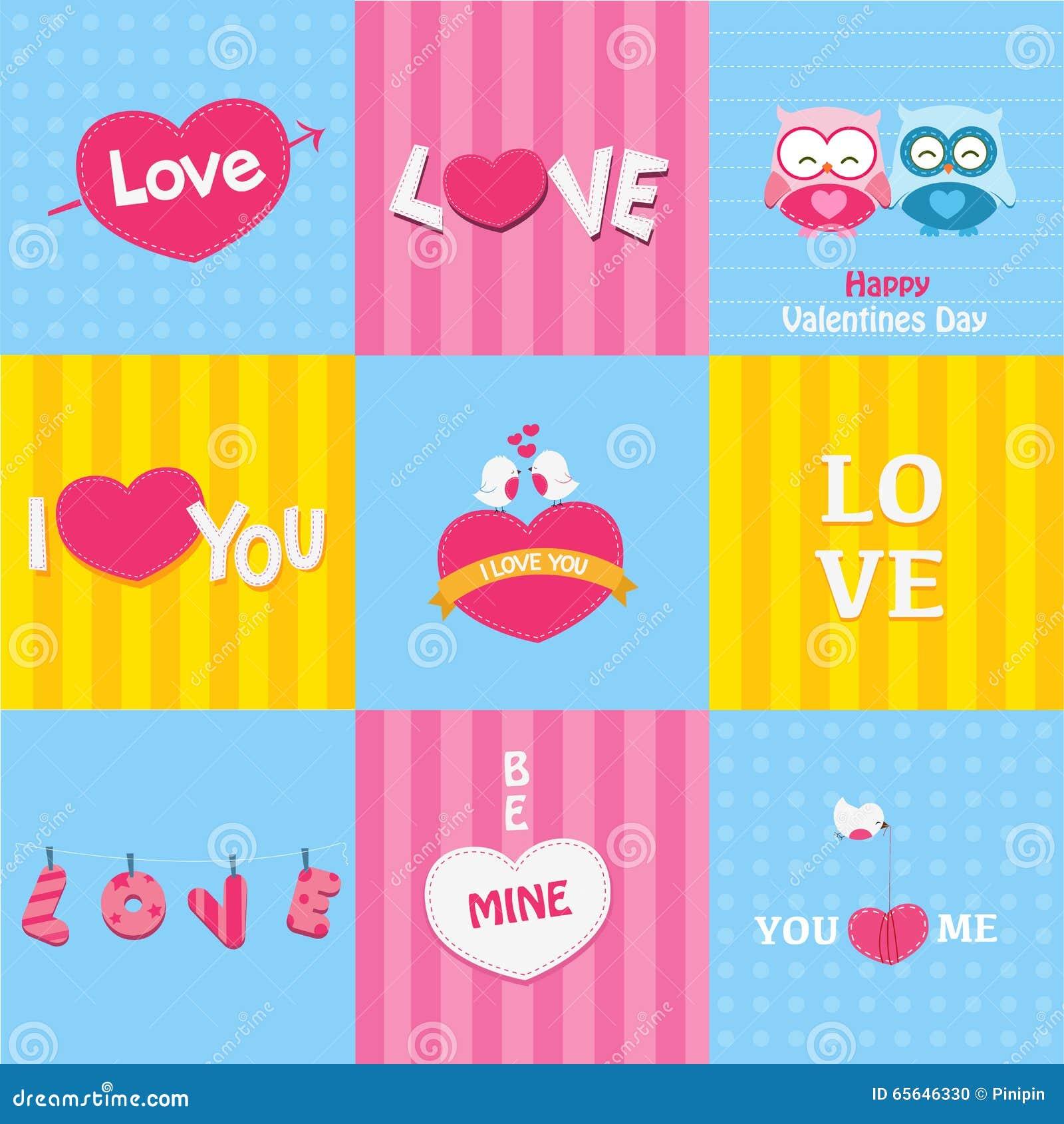 Rétros cartes d amour