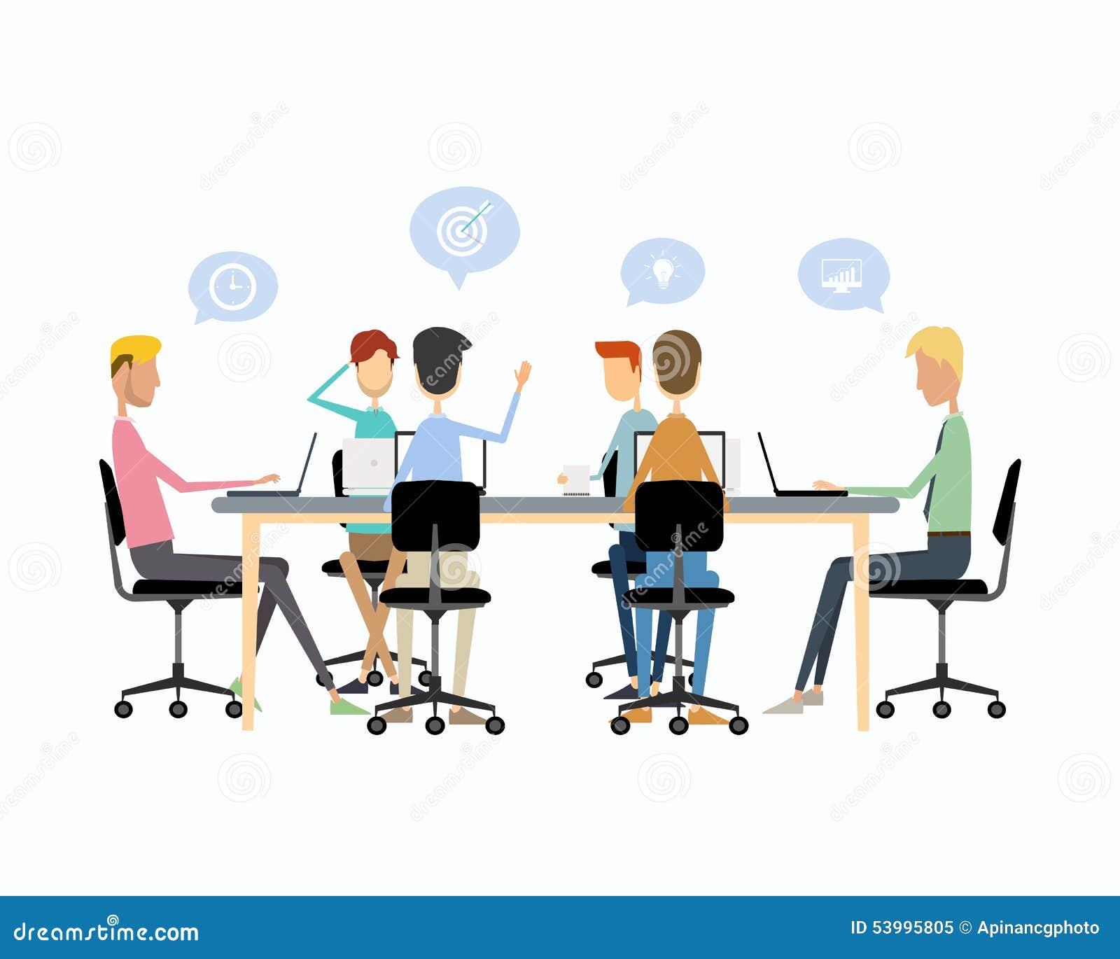 R 233 Union De Travail D 233 Quipe D Affaires Et Concept De