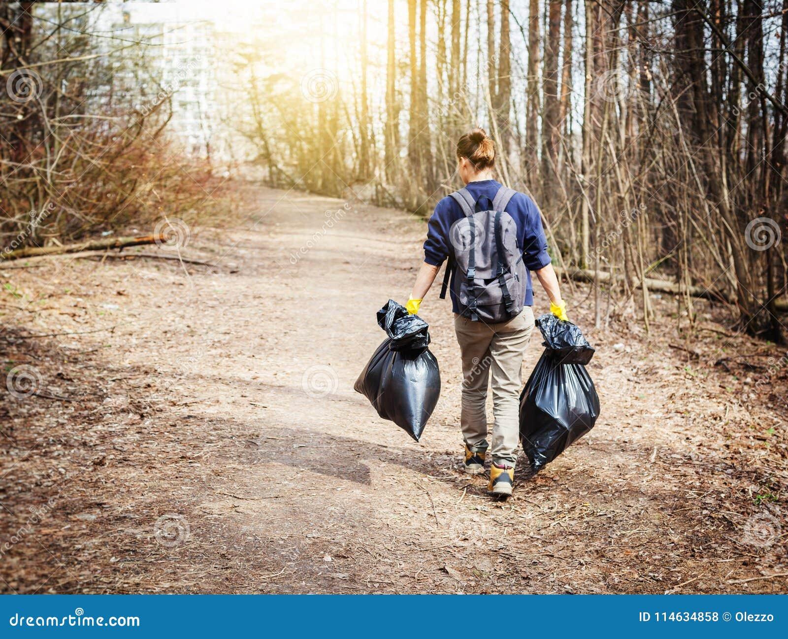 Réutilisez la formation propre d ordures de déchets de déchets d ordure de rebut de déchets