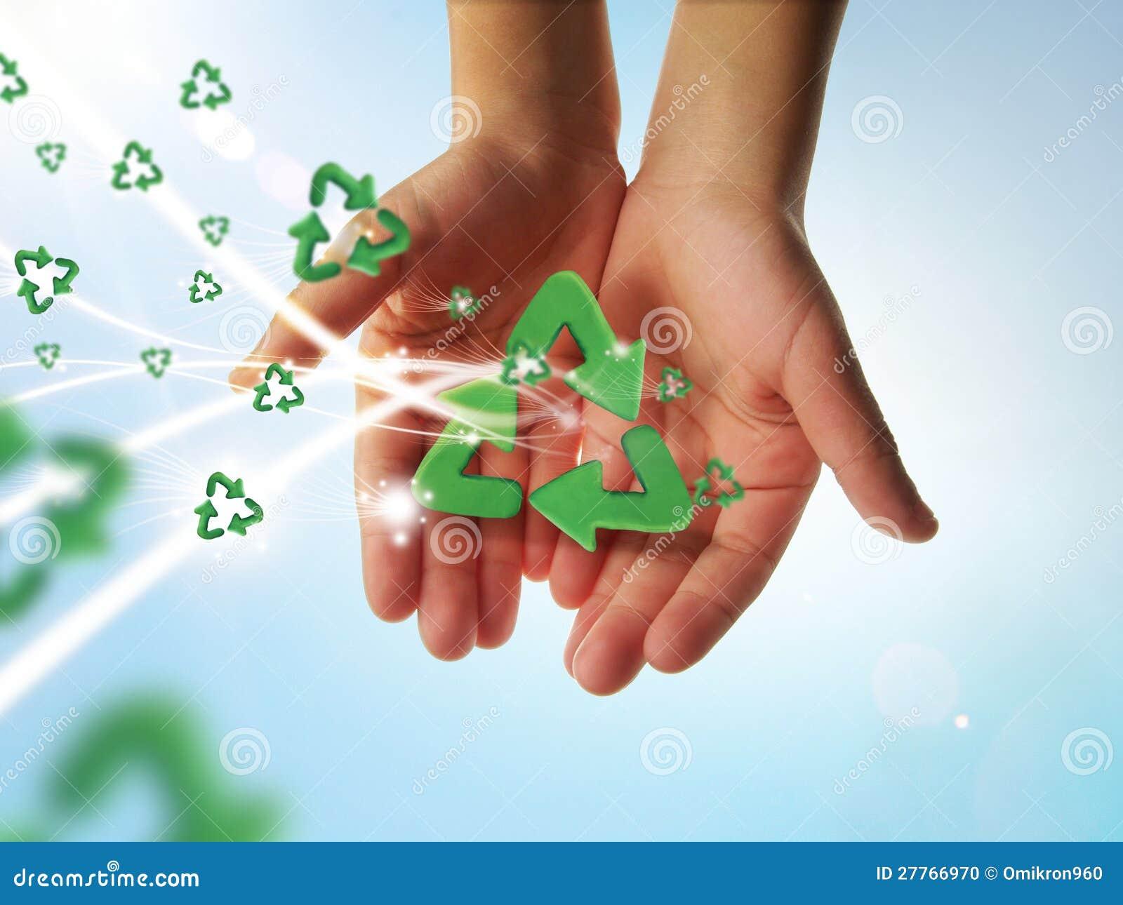 Réutilisez les mains