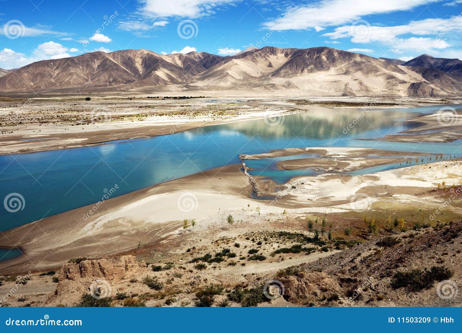 Río de Brahmaputra