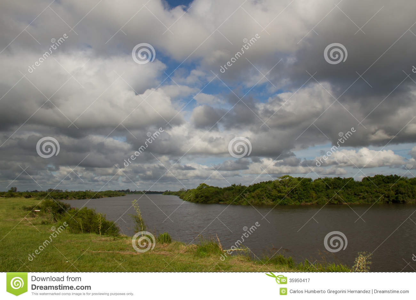 Río de Cebollatí