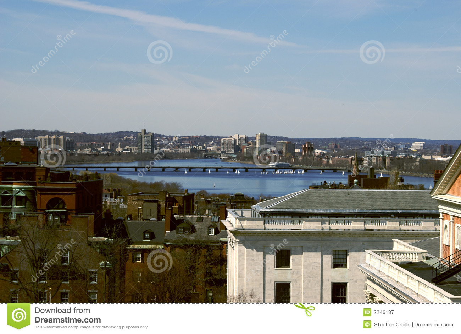 Río de Charles Boston