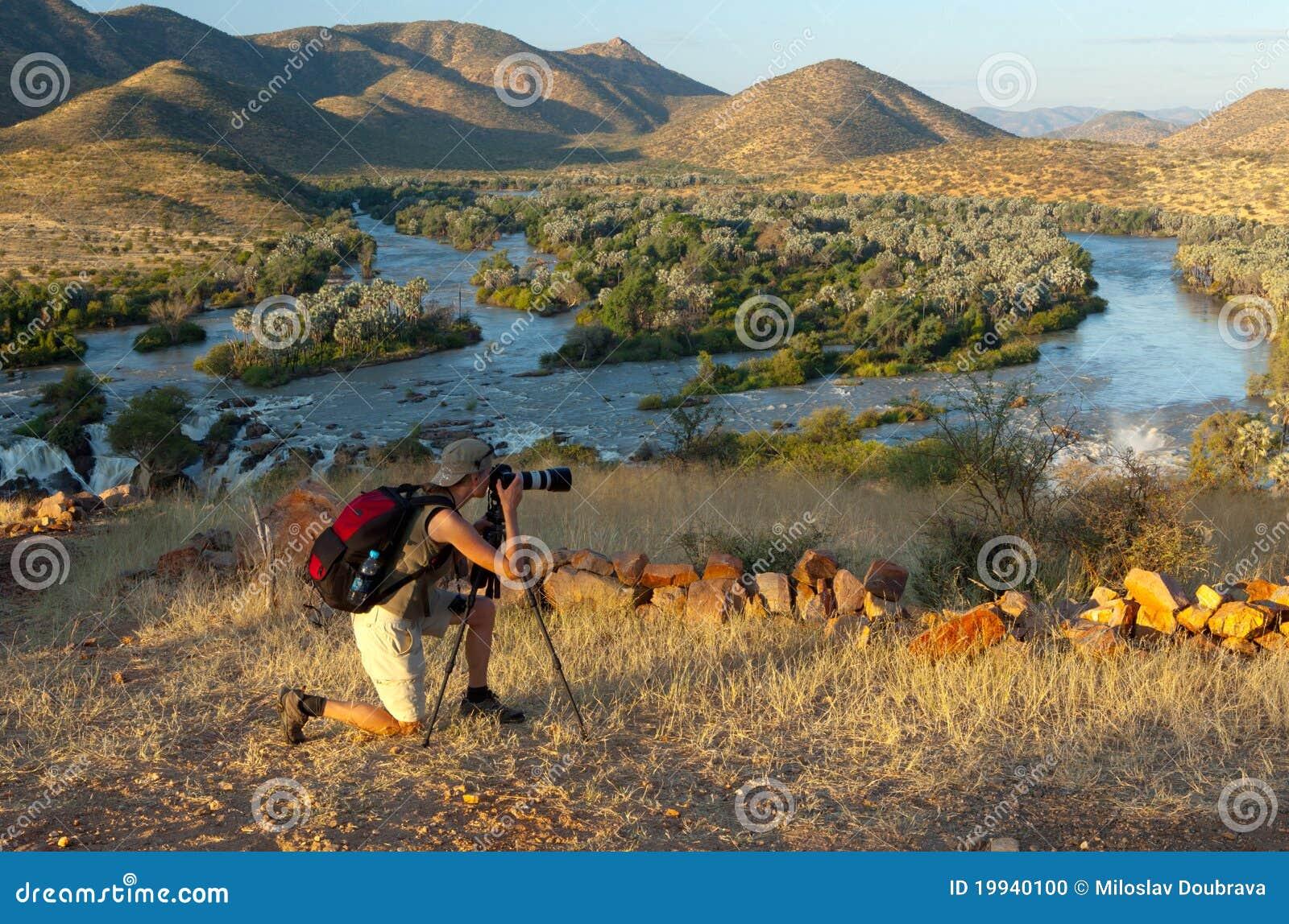 Río de Kunene, Namibia