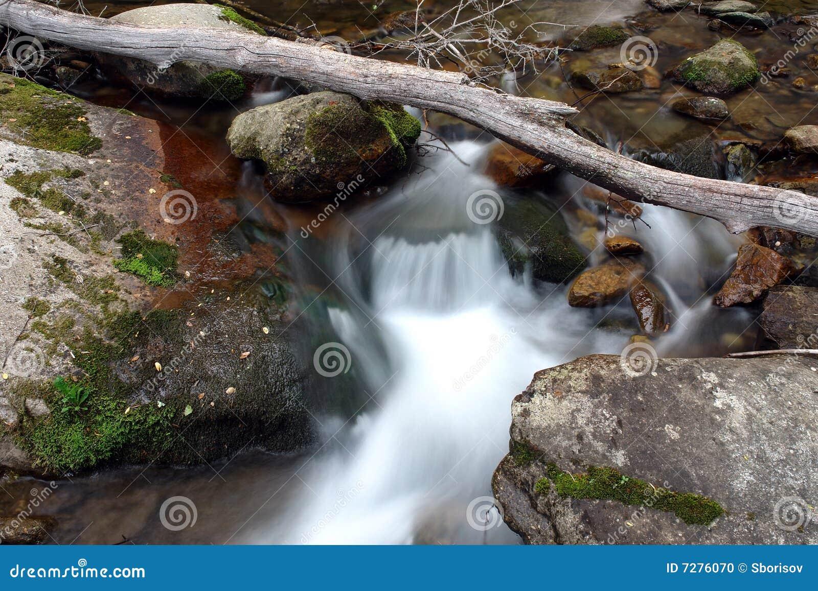 Río de madera