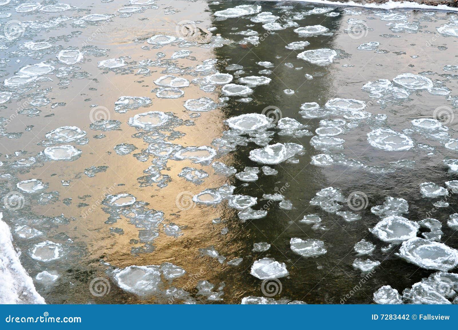 Río del hielo