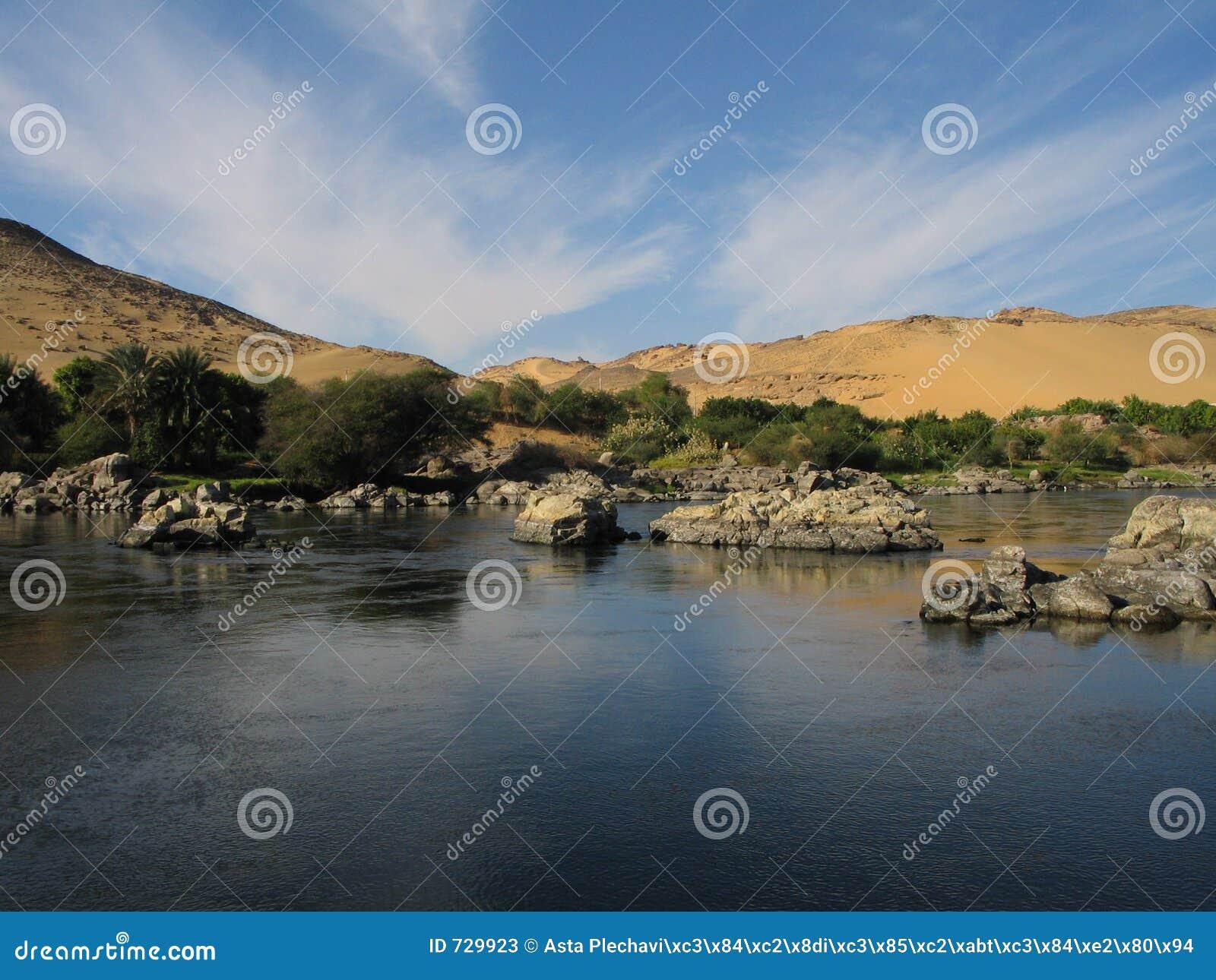 Río el Nilo