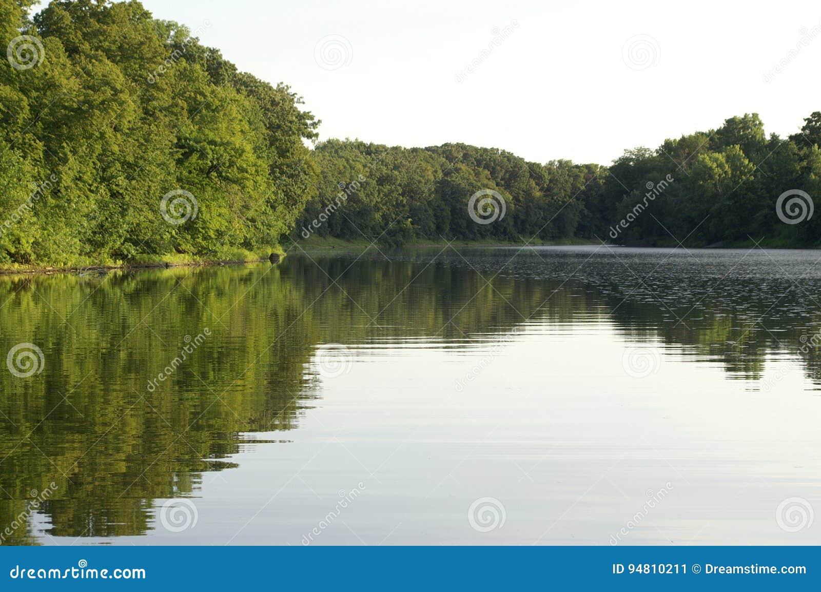 Río Iroquois Illinois