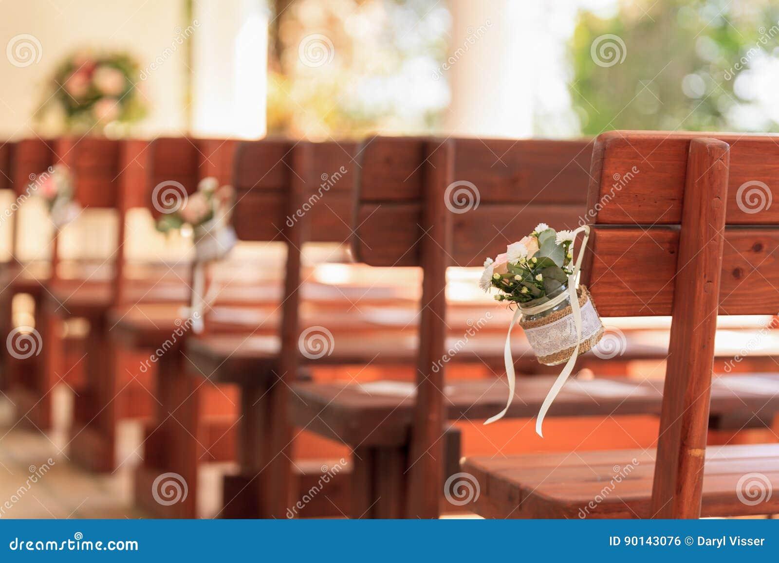 Różana Ślubna dekoraci obwieszenia zieleń