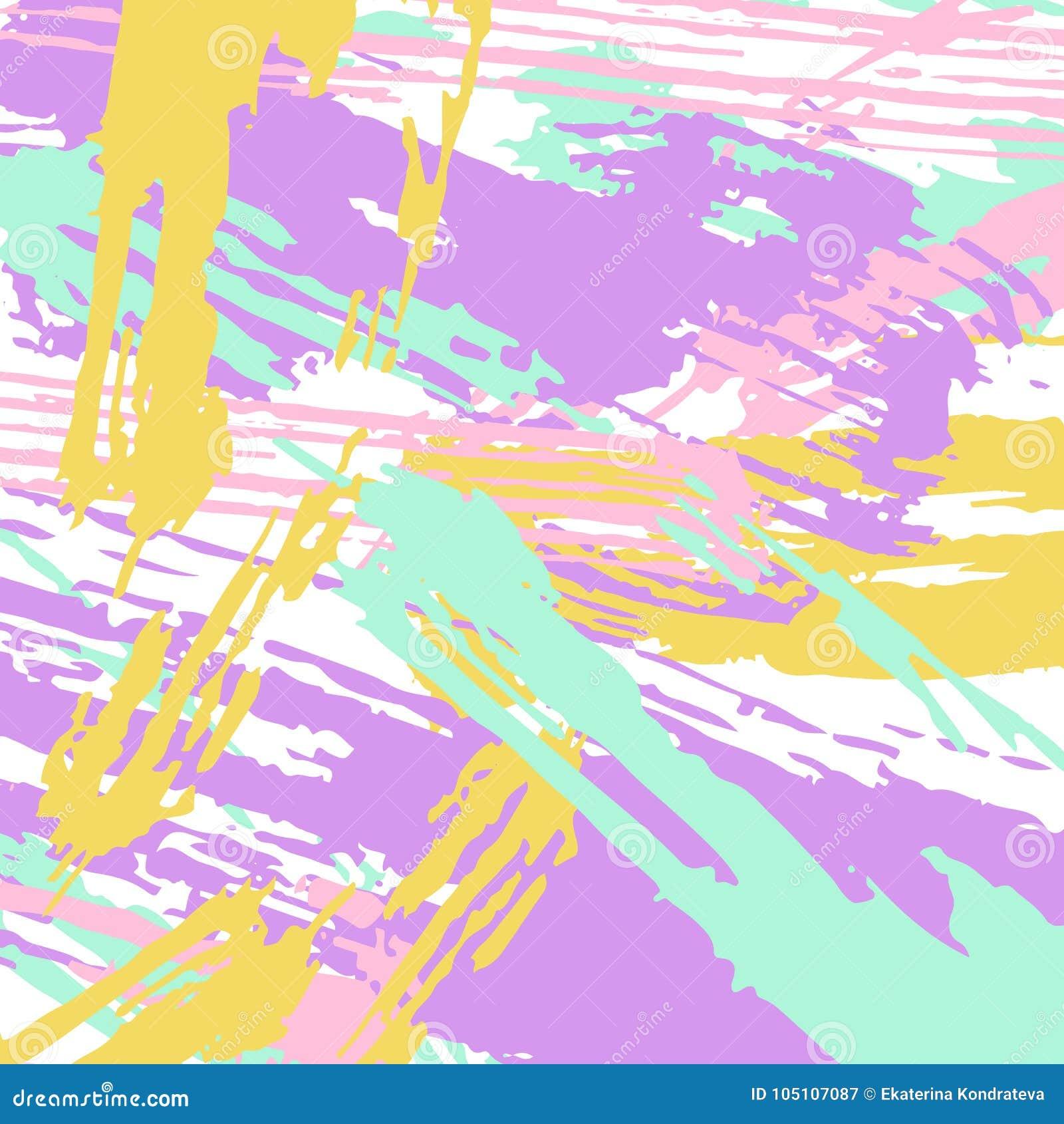 Różni colours farby uderzenia