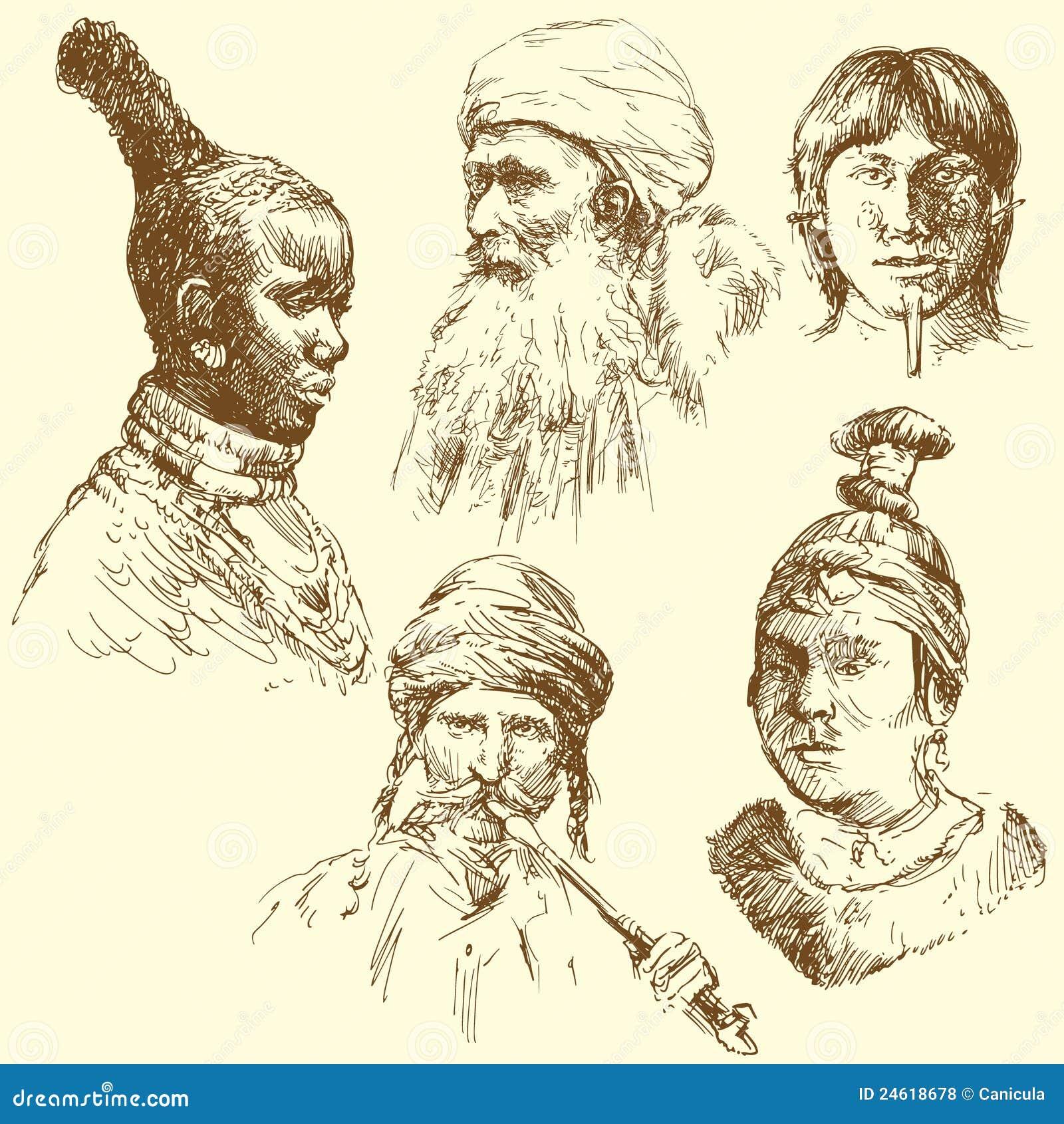 Różnorodność rasy ludzkie