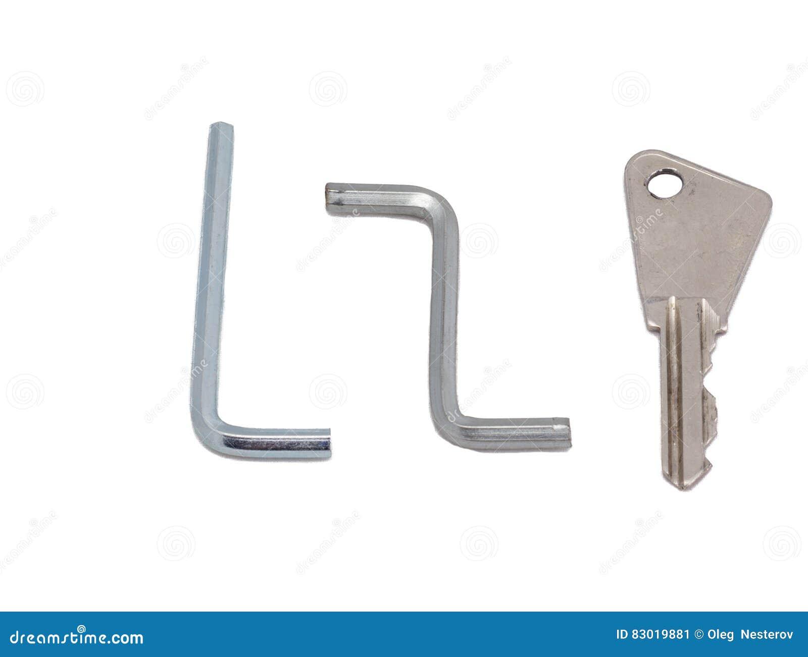 Różnych kluczy