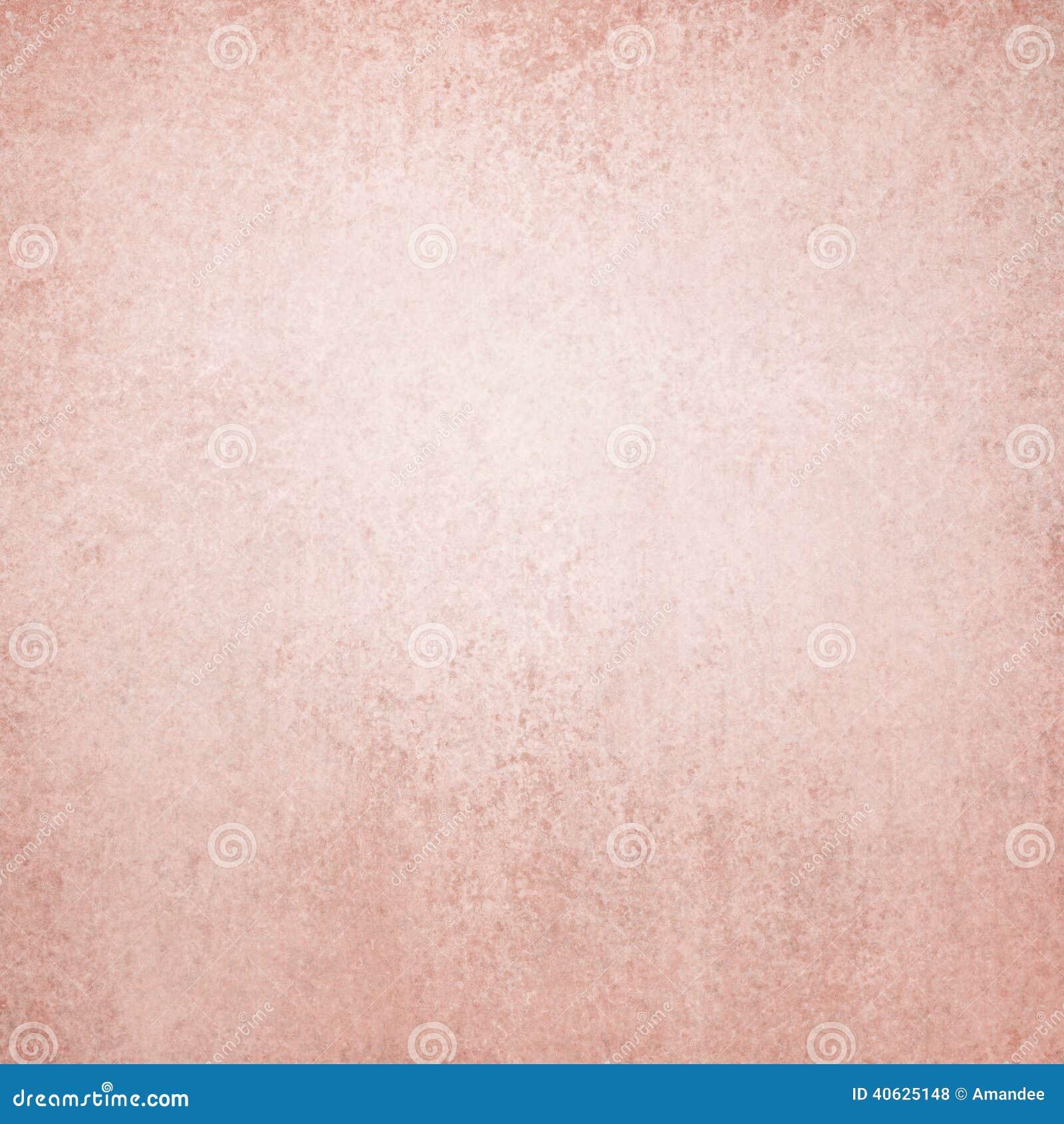 Różowy tło z słabo rocznik teksturą