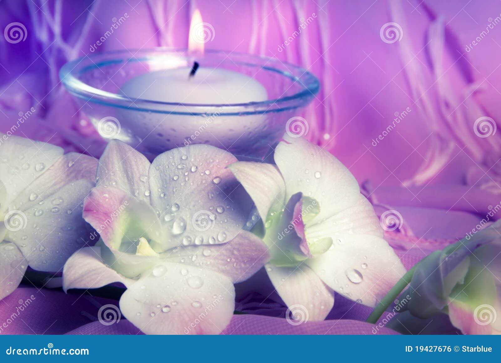 Różowy wellness