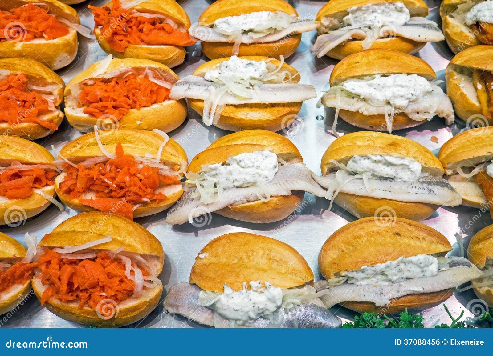 Download Różni Owoców Morza Hamburgery Zdjęcie Stock - Obraz złożonej z tło, ryba: 37088456