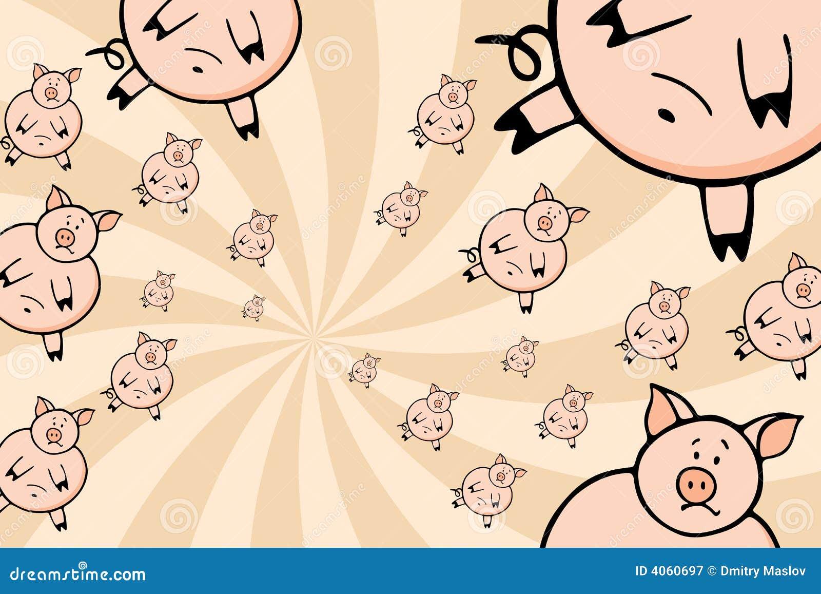 Rój świń