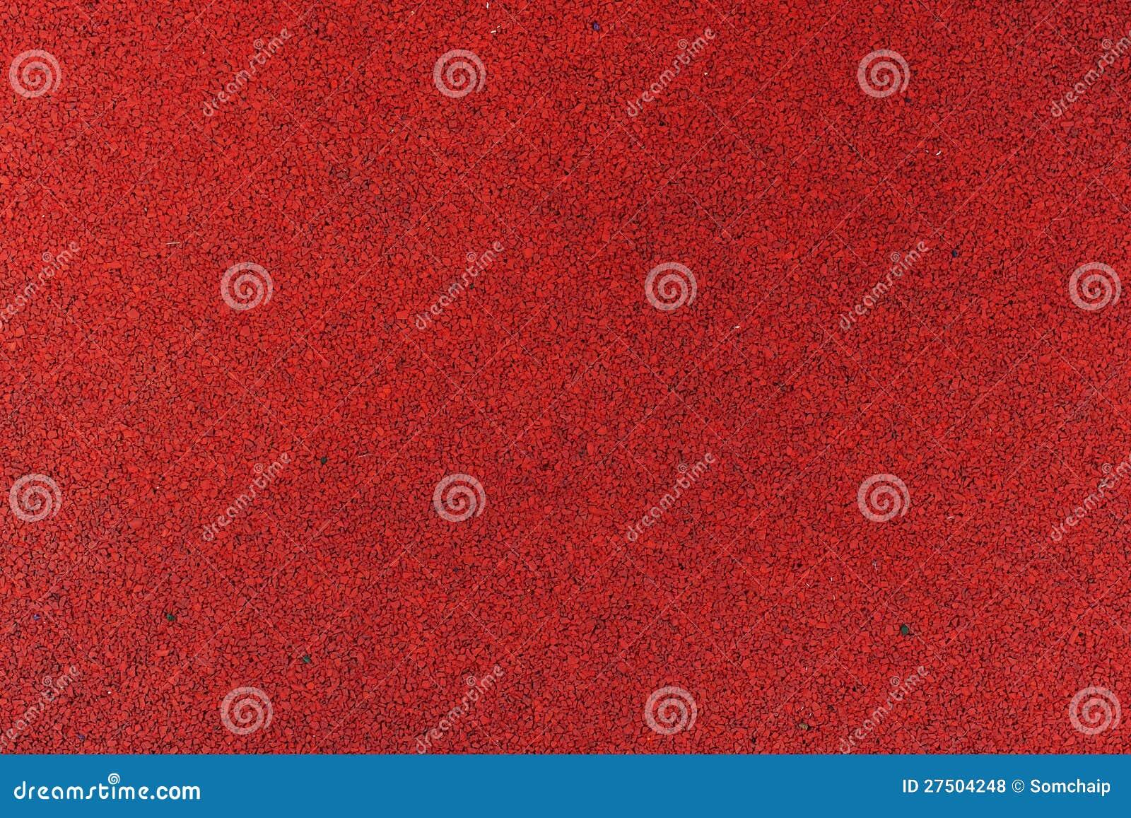 Röd asfalttexturbakgrund