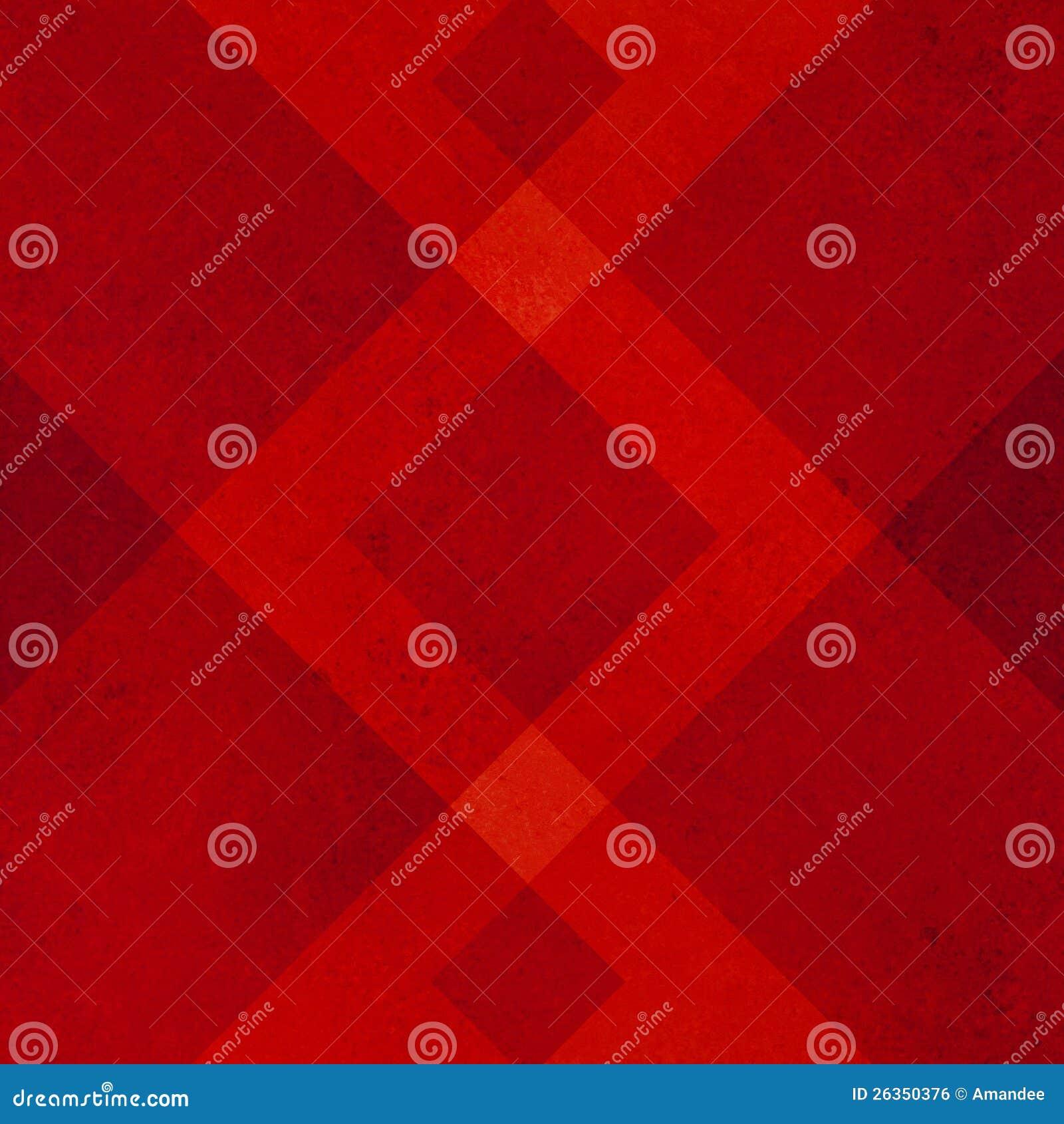 Röd bakgrund