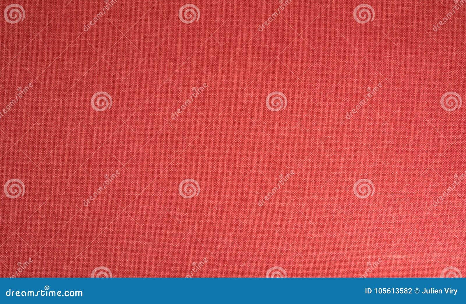 Röd bakgrund för textiltyg