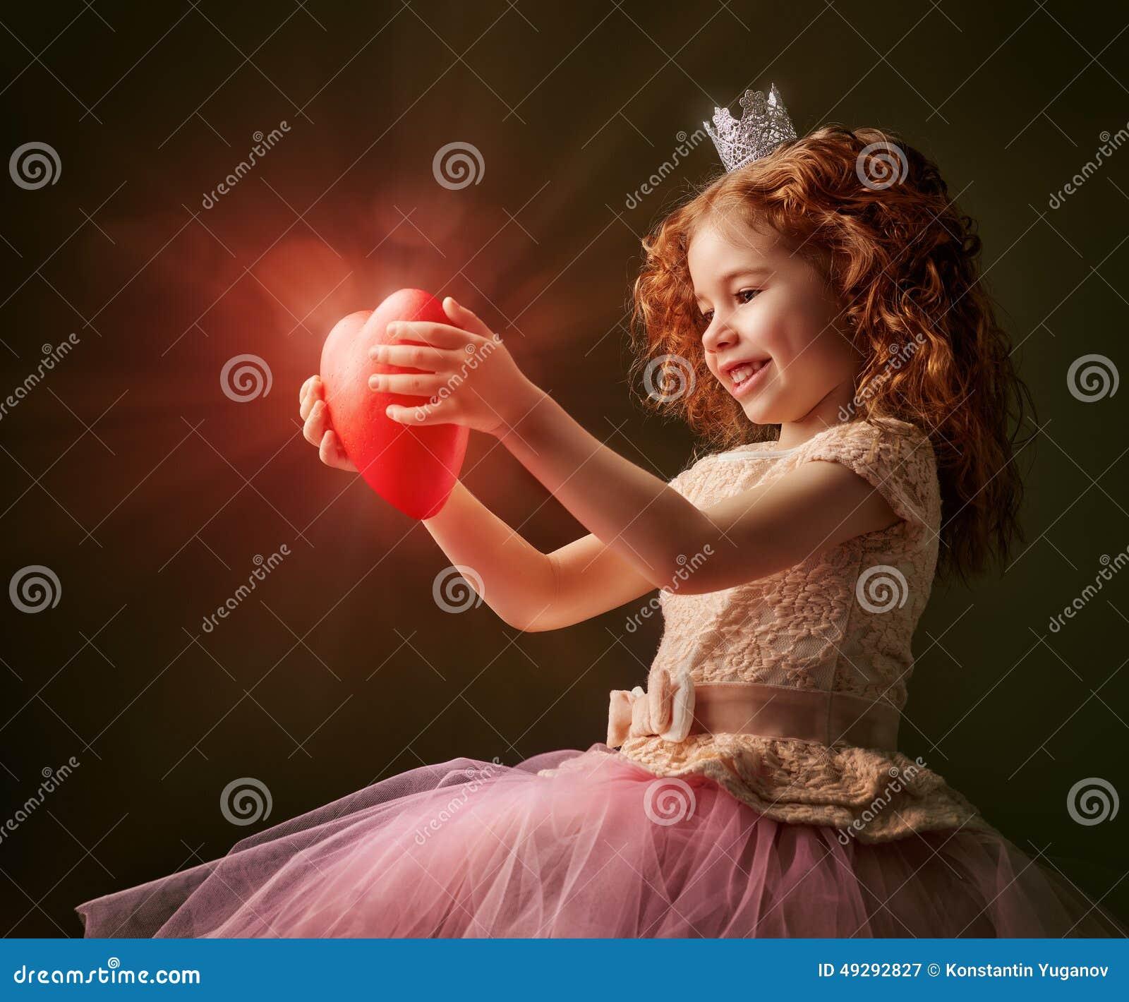 Röd hjärta