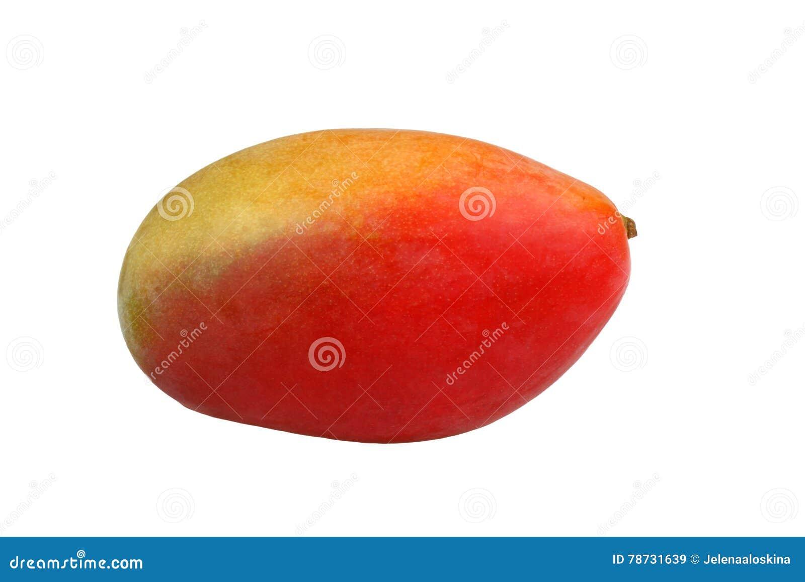 Röd mangofrukt