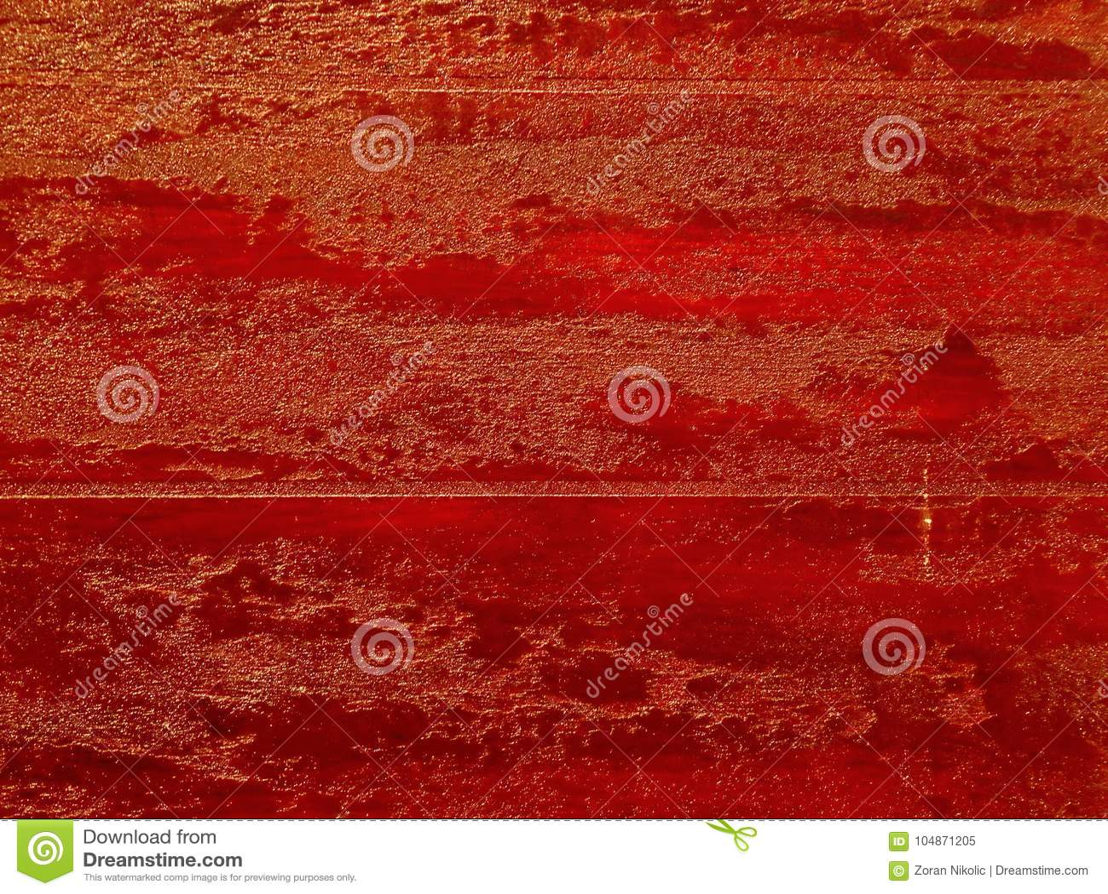 Röd och guld texturerad marmor som bakgrunder
