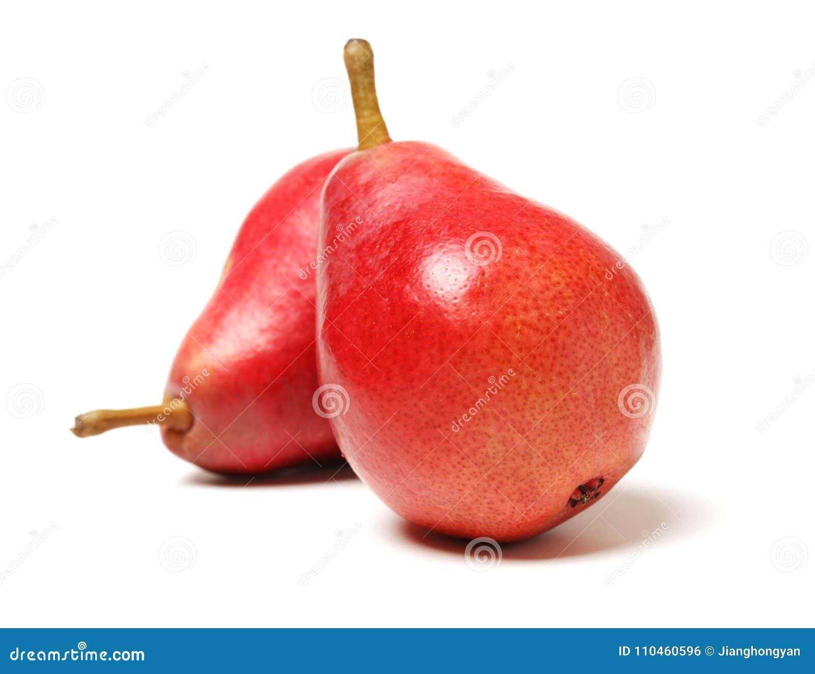 Röd pear
