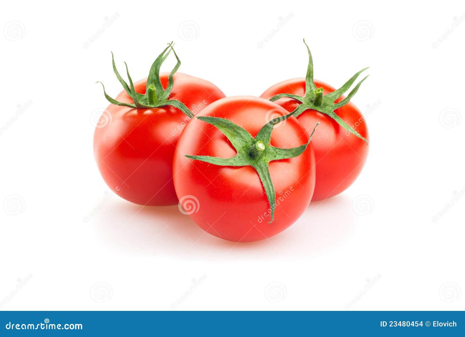 Röd tomat