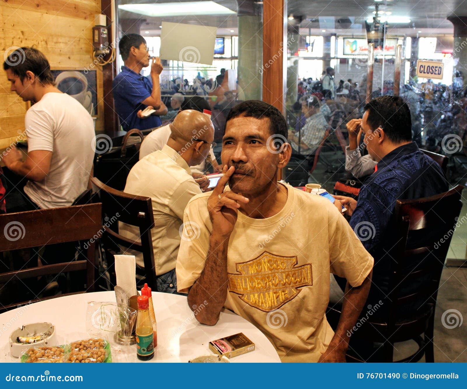 Röka den vardagsrumIndonesien flygplatsen