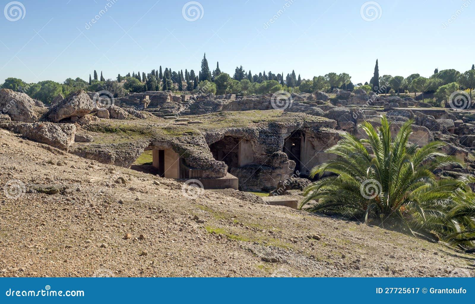 Römisches Forum Italica