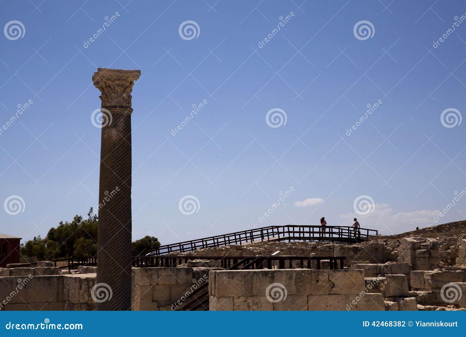 Römisches Theater von Kourion