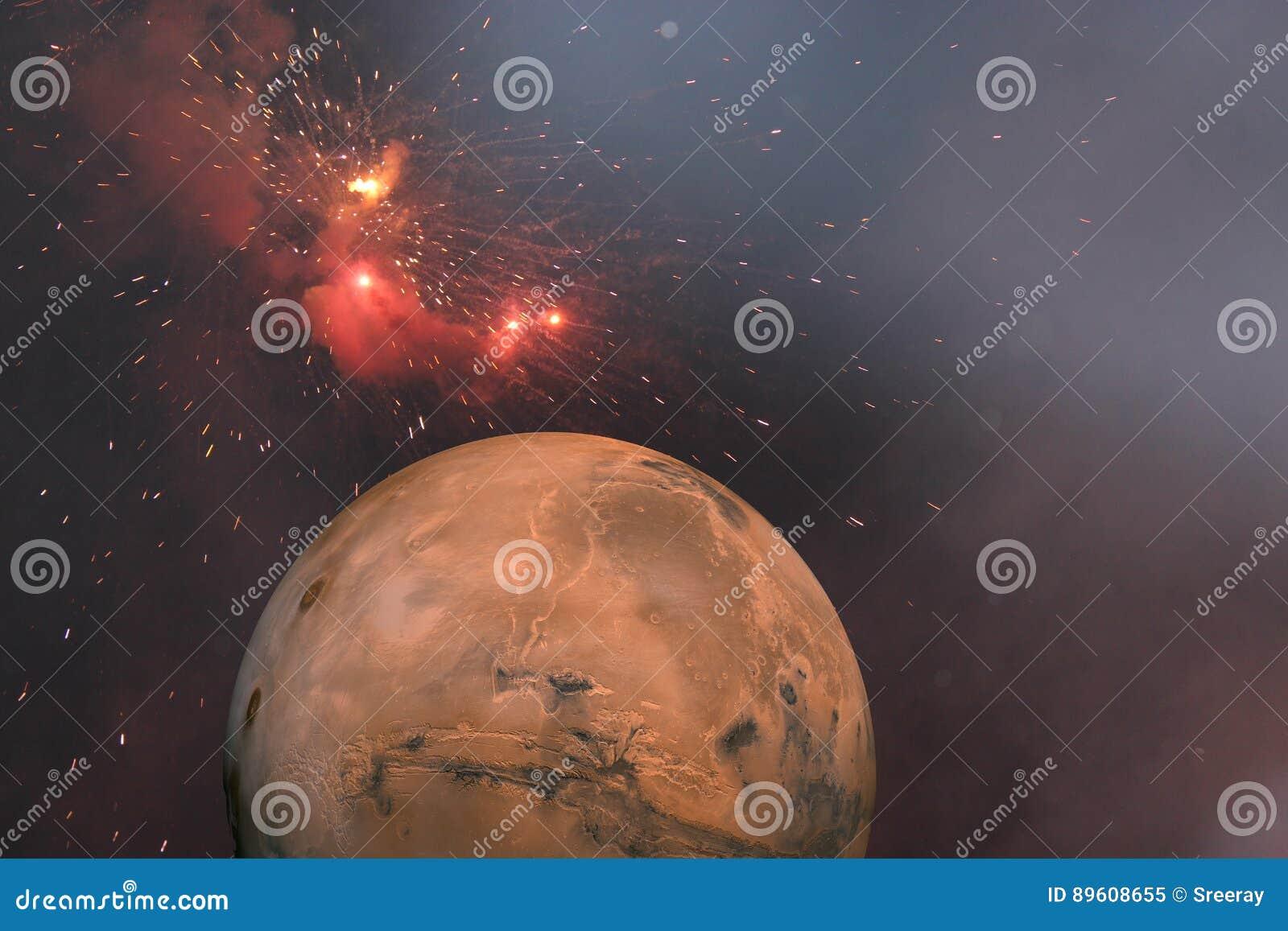 Rött planet