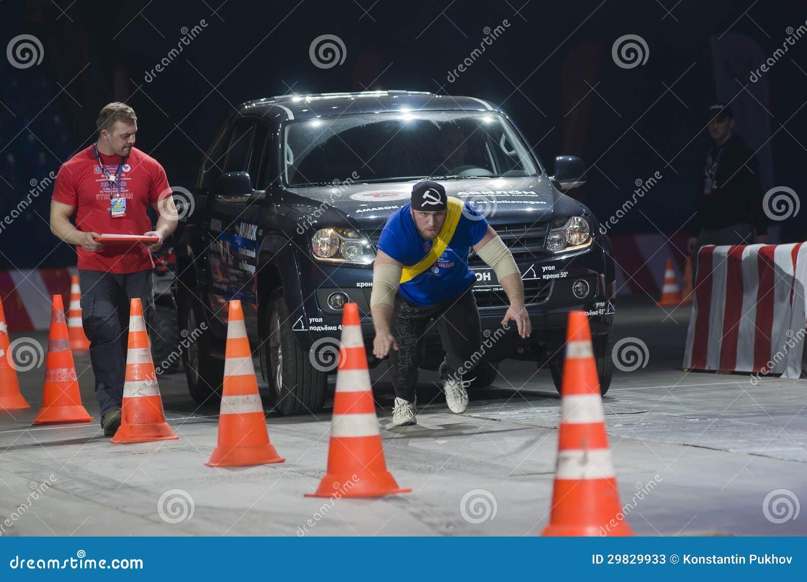 Pressão do carro