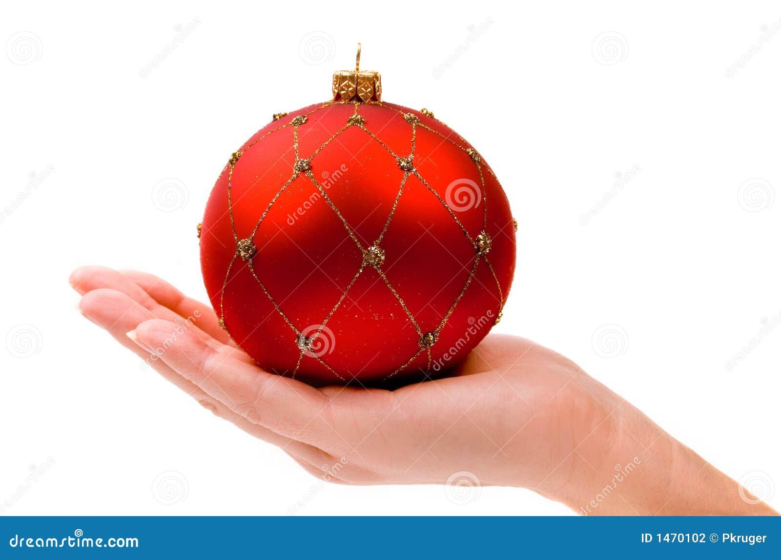 Ręce ornamentu złota gospodarstwa jest kobieta