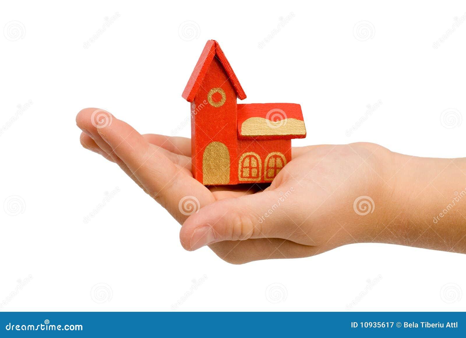 Ręka dom