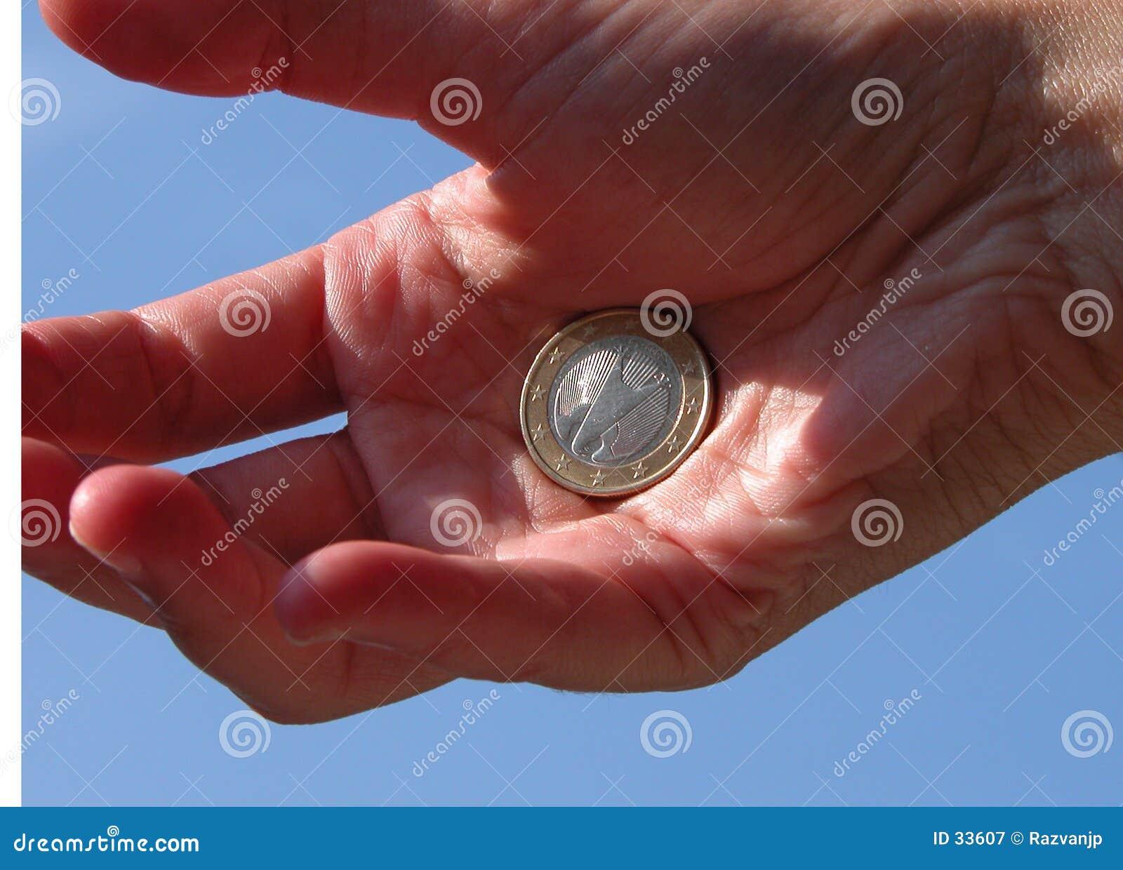 Ręka euro