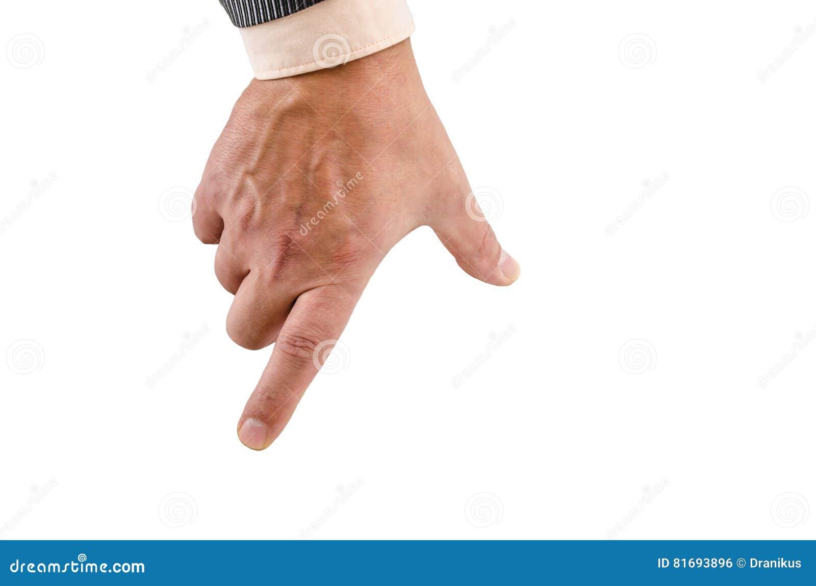 Ręka, nadgarstek, palce, kciuk, phalange, odizolowywający, tło, gwóźdź, emocje