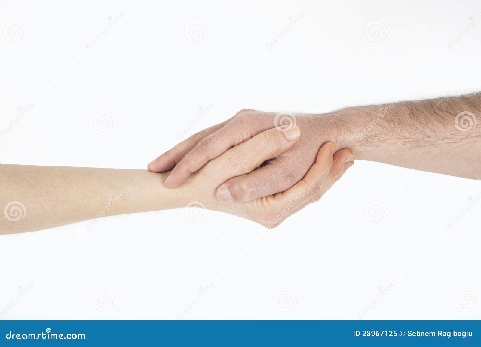 Ręka ręką