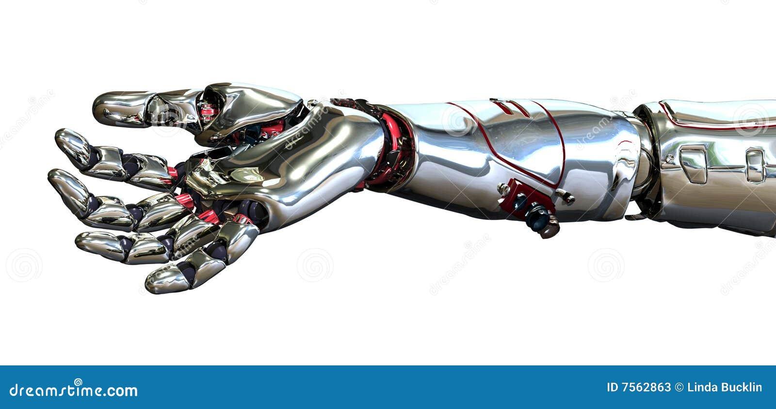 Ręka robot