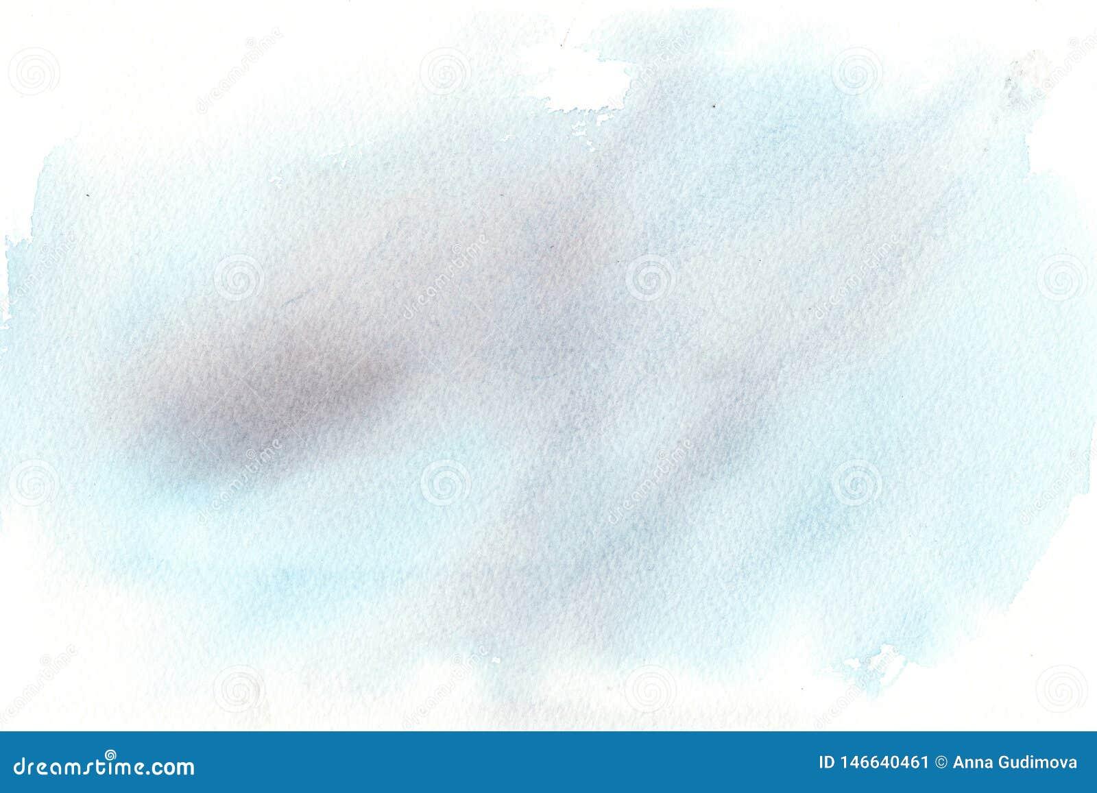 Ręka rysujący kolorowy akwarela abstrakta tło
