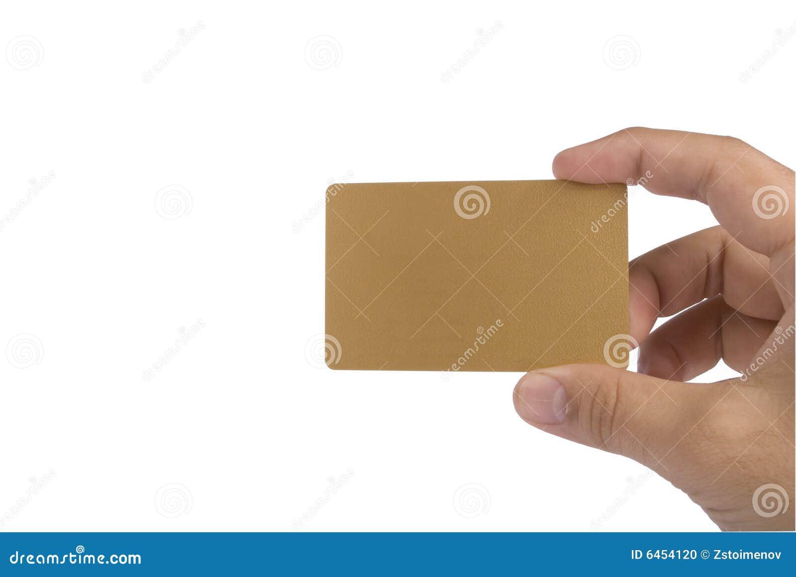 Ręka trzymająca karty