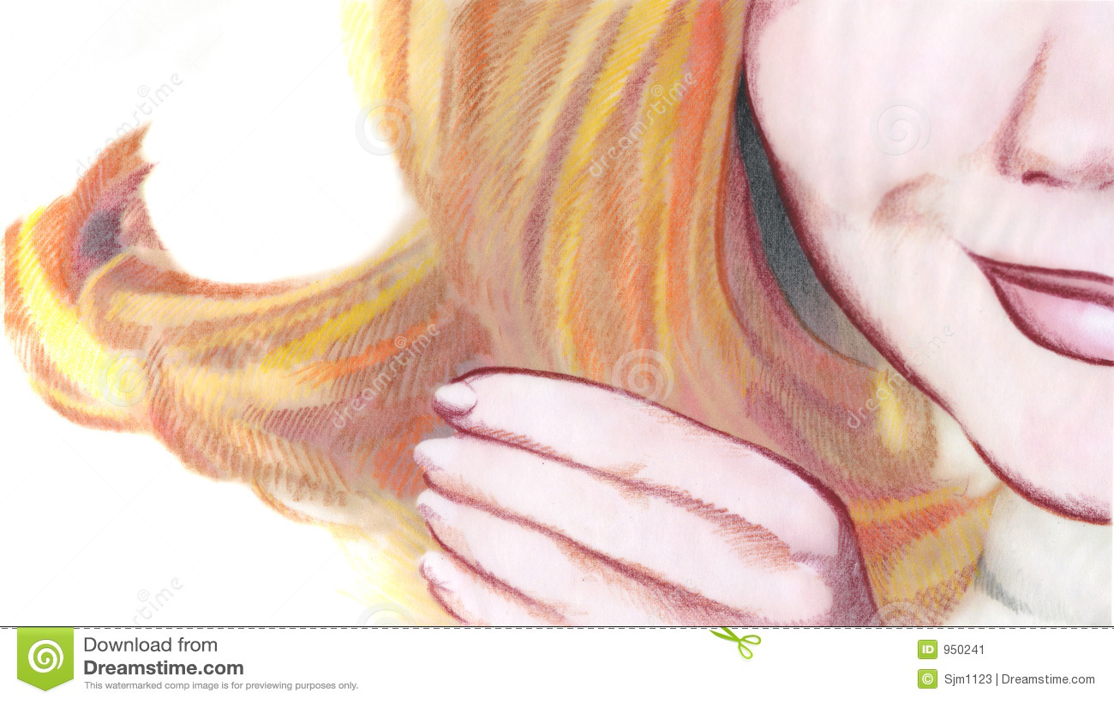 Ręka twarzy